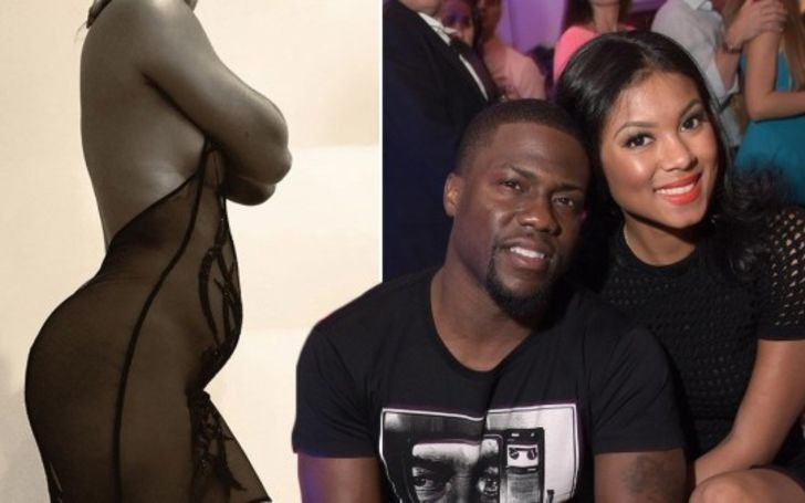 Kevin Hart and Eniko Parrish Are Expecting Second Child Together