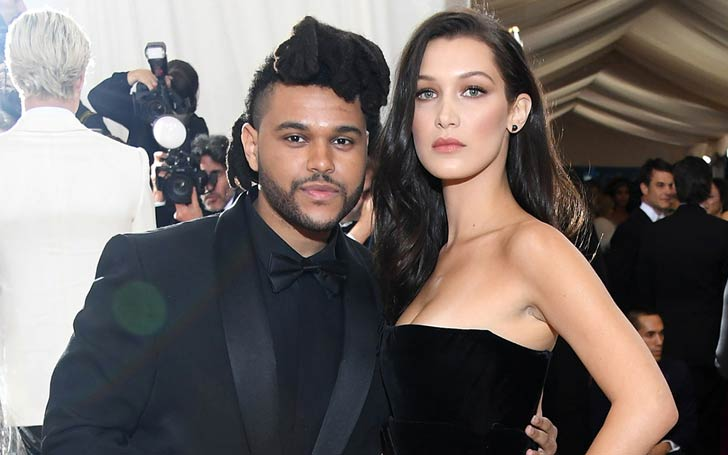 Ex-Lovers 'The Weeknd' And Bella Hadid Packed With PDA-Spotted Kissing At Cannes