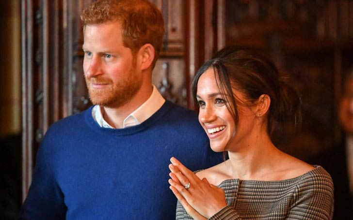 Exclusive! Prince Harry And Meghan Markle Announce All 10 Members Of Bridal Party