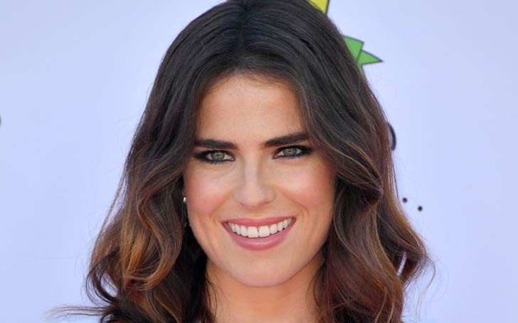 First Child For 'How To Get Away With Murder' Starlet Karla Souza-Welcomes Baby Girl With Husband Marshall Trenkmann