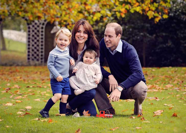 Five Facts About Kate Middleton And Prince William's Children