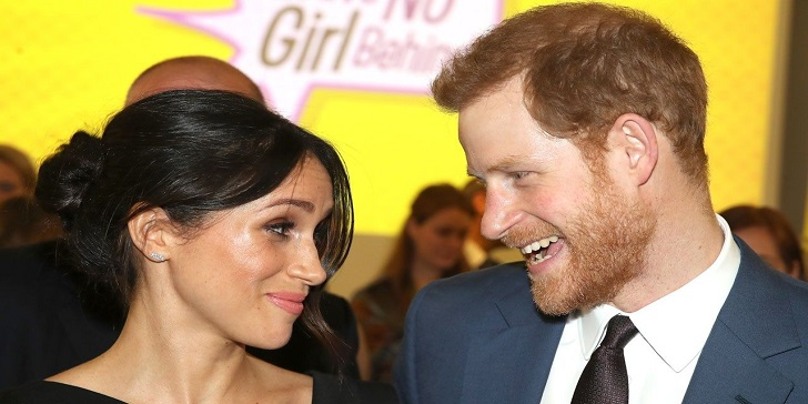 Follow Your Favorite Couple; Meghan Markle and Prince Harry, on Instagram