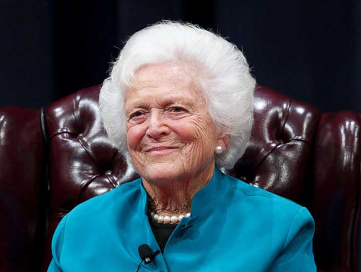 Former First Lady Barbara Bush Died At 92