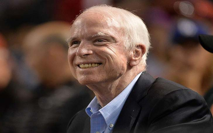 Arizona Senator and Former Presidential Candidate John McCain Dies at 81