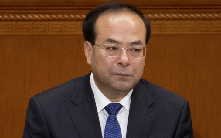 Former Top Chinese Leader Sentenced To Life Imprisonment For Corruption Charges