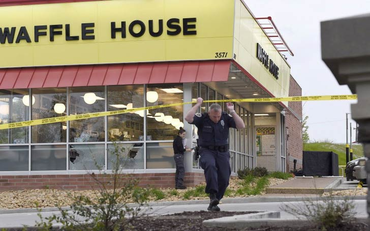 Four Killed And Several Wounded In A Waffle House Shooting In Nashville, Tennessee