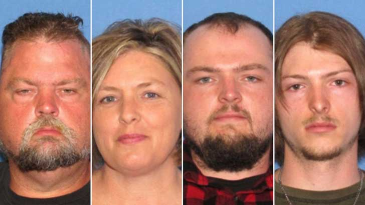 Four Members Of A Family Arrested For Killing Eight Family Members In Ohio In 2016