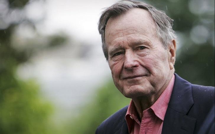 George H.W. Bush, Former American President Dies At 94
