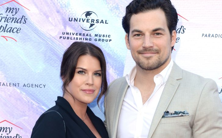 Giacomo Gianniotti Ties The Knot With Nichole Gustafson In Italy