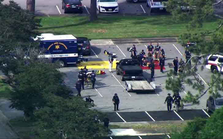 Gunman Opened Fire On A Municipal Complex, Virginia Beach Killing 12 People