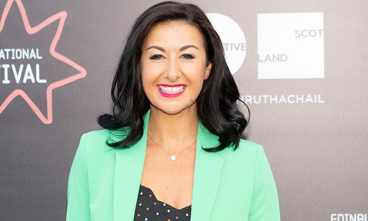 Hayley Tamaddon Accidentally Revealed The Gender Of Her Unborn Baby