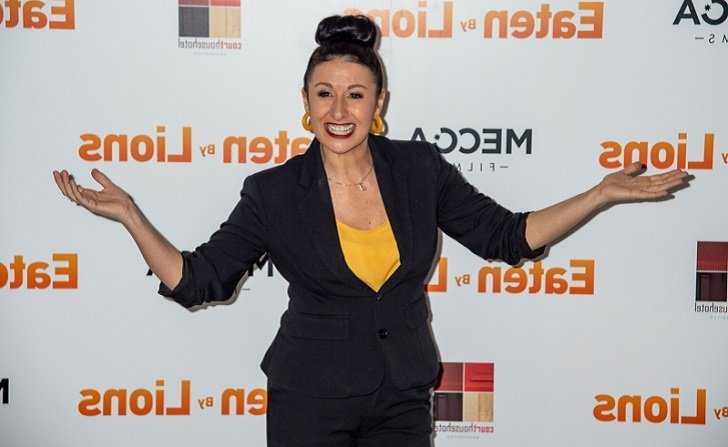 Hayley Tamaddon Is Pregnant With First Baby At 42