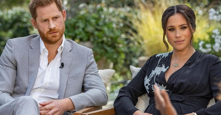 Here Are The Biggest Bombshells Harry And Meghan Dropped In Their First Public Interview Post Royal Exit
