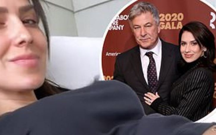 Hilaria Baldwin is Pregnant After Suffering Miscarriage With Husband Alec Baldwin