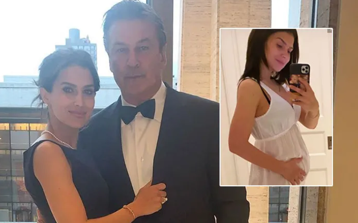 Hilaria Baldwin Showcases Baby Bump Since Announcing Pregnancy