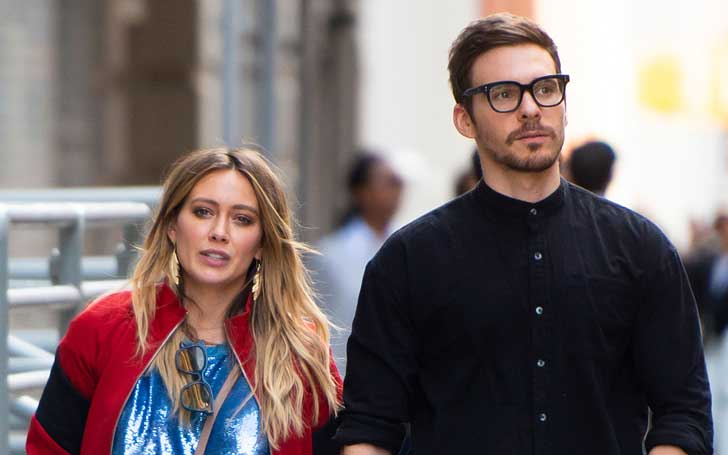 Hilary Duff Welcomes First Child With Boyfriend Matthew Koma