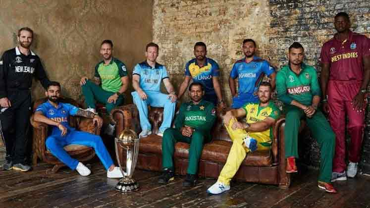 ICC Cricket World Cup Starting Today-Host England Facing South Africa In The Inaugural Battle