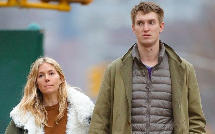 Is Actress Sienna Miller, 37 Getting Married? The Mother One Seems Quite Serious About her Relationship With Boyfriend Lucas Zwirner, 28