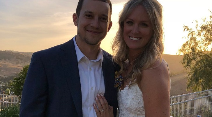 Jacob Zachar Is Married To Brittany Saberhagen