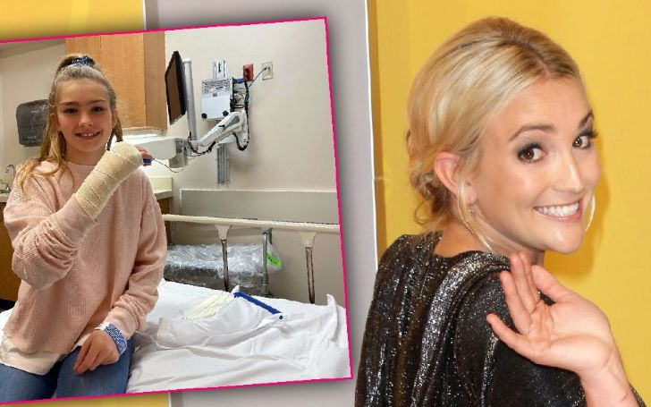 Jamie Lynn Spears' Daughter Maddie Admits to Hospital After Injuring Arm