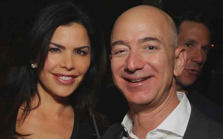 Jeff Bezos Steps Out With Girlfriend Lauren Sanchez First Time After They Made Headlines In January