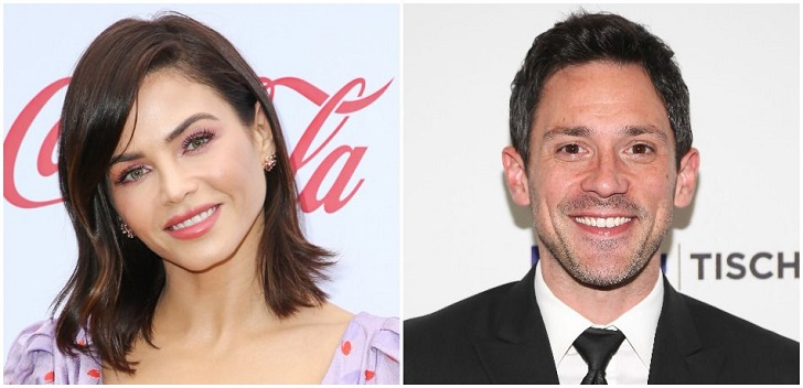 Jenna Dewan Finally Makes It Official; Shared�Snaps�With Beau Steve Kazee On Insta