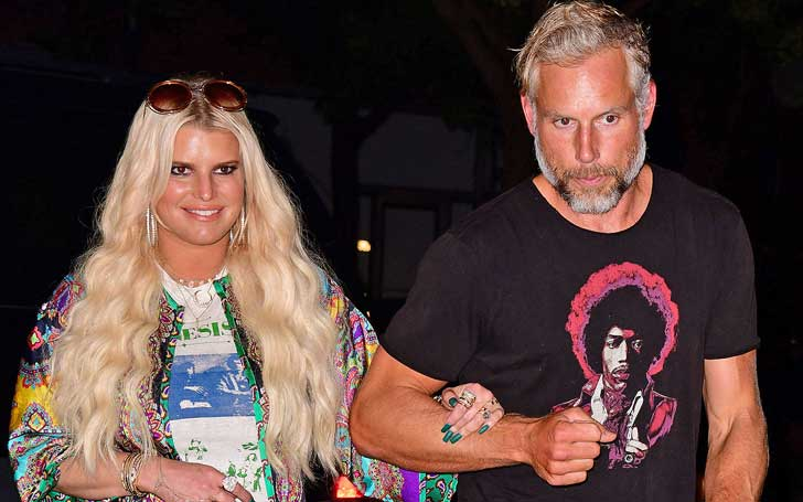 Jessica Simpson And Husband Eric Johnson Go On Date Night Weeks After Welcoming Daughter Birdie