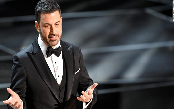 Jimmy Kimmel Replies Donald Trump's Oscar Low Ratings Tweet