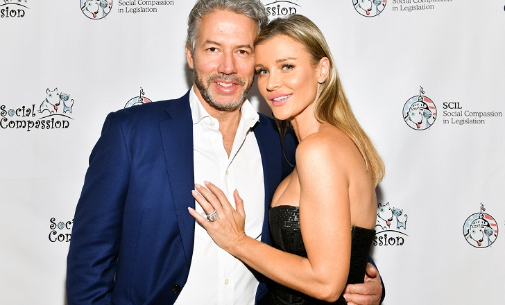 Joanna Krupa Is Expecting First Child With Husband Douglas Nunes