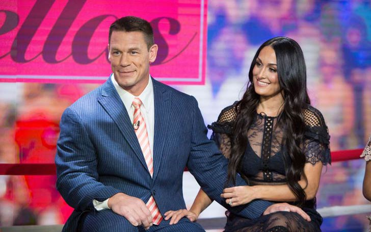 John Cena And Nikki Bella Back Together Months After Calling Off Wedding
