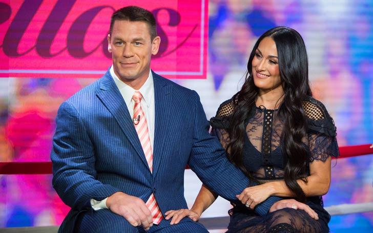 John Cena And Nikki Bella Spotted Together A Month After Calling Off Engagement