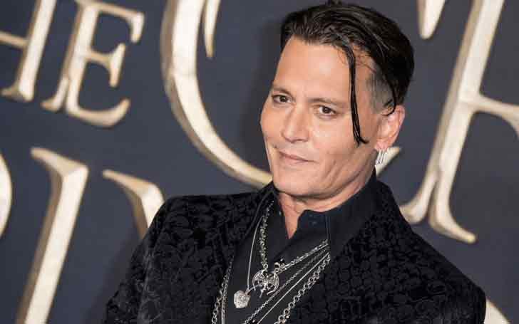 Johnny Depp Marrying His Russian Dancer Girlfriend?