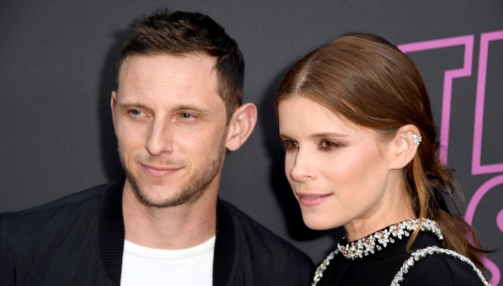 Kate Mara Welcomes First Child With Jamie Bell