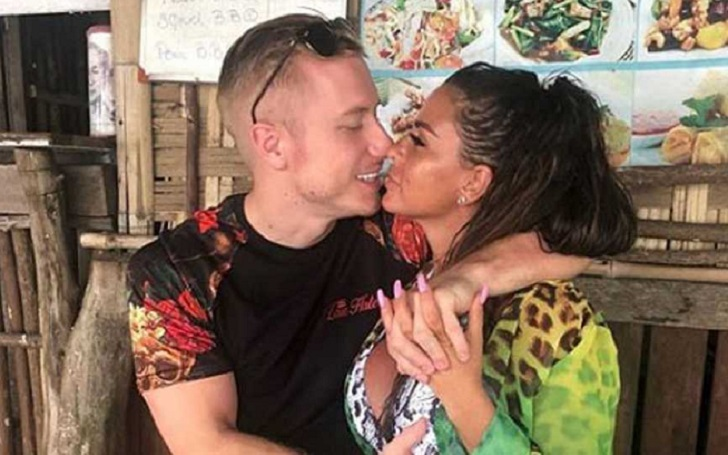 Katie Price Sparks Engagement Rumor with Beau Kris Boyson