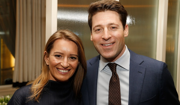 Katy Tur Welcomes First Child With Husband Tony Dokoupil
