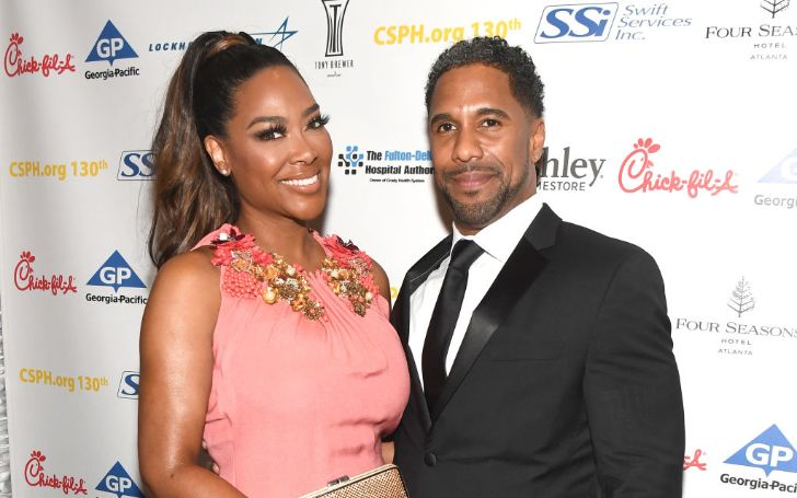 Kenya Moore and Marc Daly Have Good Relationship Amid Divorce