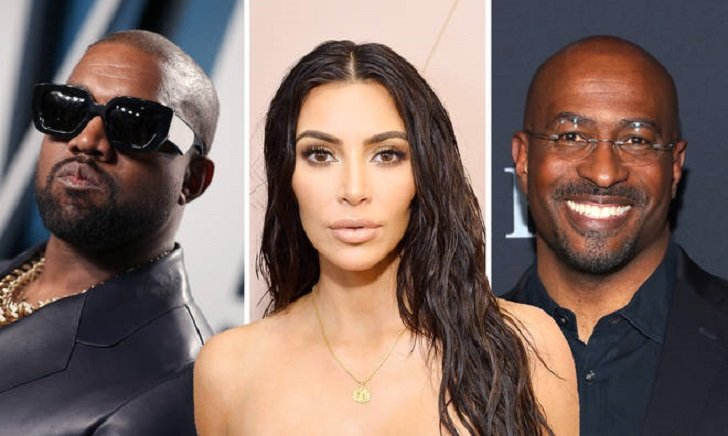 Kim Kardashain Is Reportedly Dating Van Jones Amid Divorce With Kanye West