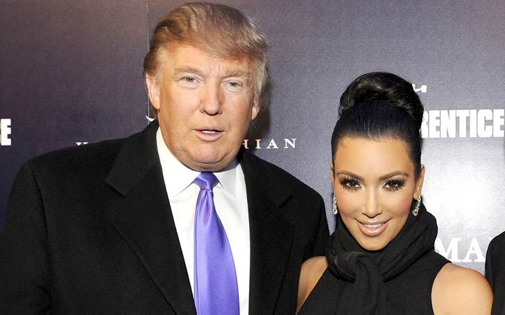 Kim Kardashian Meeting President Trump At White House On Wednesday
