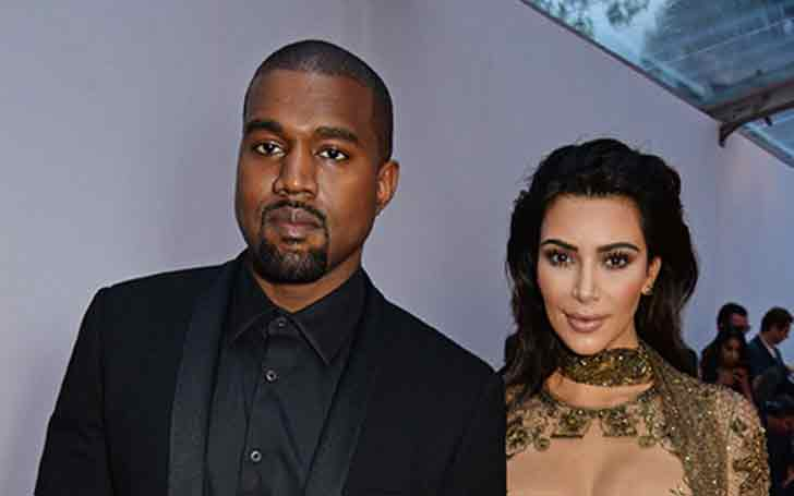 Kim Kardashian West And Kanye West Name Their Newborn