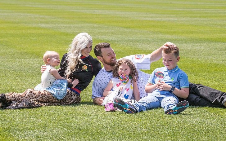 Ben Zobrist and Wife Julianna Split After Being Married For 14 Years