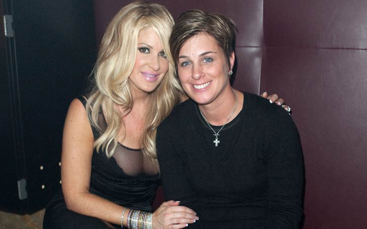 Kim Zolciak-Biermann's Ex-Girlfriend Tracy Young Slams The RHOA Star Of Being 'Homophobic'