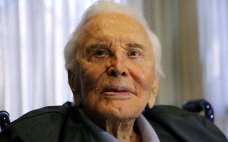 Kirk Douglas Gives $80 Million to Charity