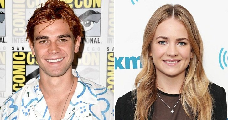 KJ Apa And Britt Robertson Captured Kissing And Holding Hands; Are They Dating?