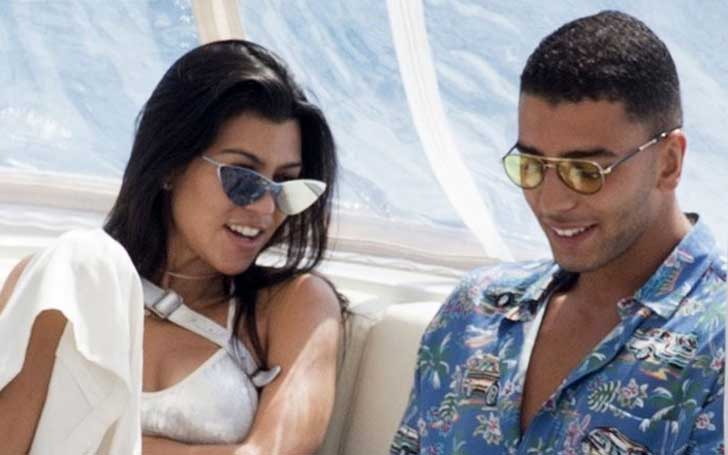 Kourtney Kardashian Splits From Boyfriend Younes Bendjima