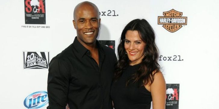 LaMonica Garrett and His Wife Mina Ivanova Expecting Their First Child Together