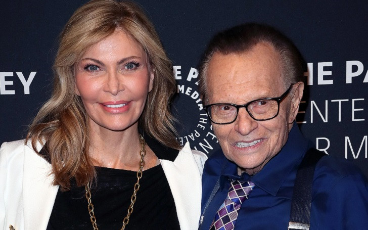 Larry King Is Divorcing His Seventh Wife Shawn After Nearly 22 Years Of Marriage