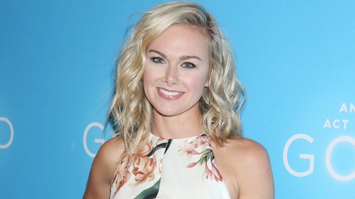 Laura Bell Bundy Welcomes First Child With Husband Thom Hinkle