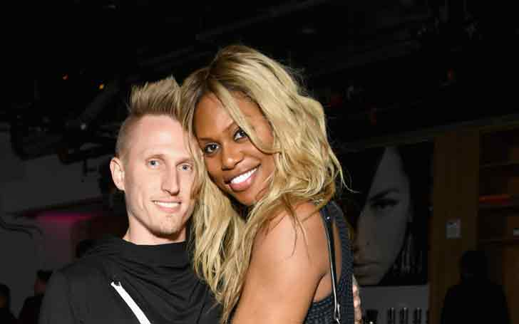 Laverne Cox Splits From Boyfriend Of Two Years, Kyle Draper