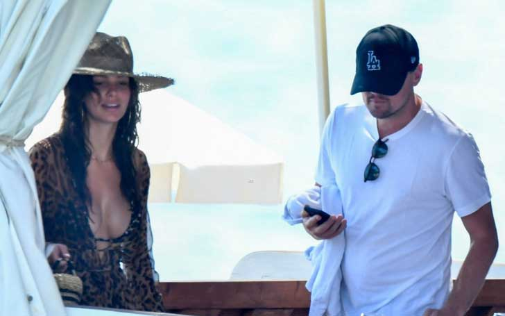 Leonardo DiCaprio Snapped Enjoying Dayout With Girlfriend Camila Morrone In Italy