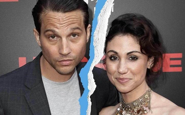 Logan Marshall-Green's Wife Accuses Him of Cheating; Files for Divorce
